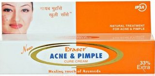 herbal ayurvedic acne pimple creams in India