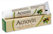 Acnovin cream for acne pimples