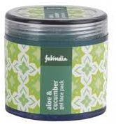 review fabindia-aloe-cucumber-pack