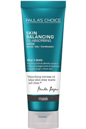 Review Paula's Choice Skin Balancing Oil-Absorbing Mask