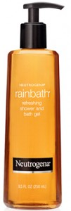 neutrogena rain bath body neck back acne