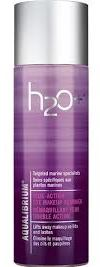 H2O plus dual action makeup remover review