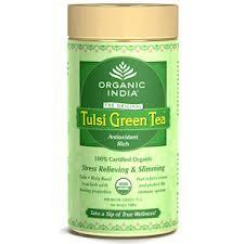 green tea brands in India