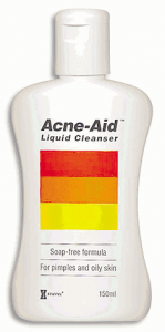 Stiefel Acne Aid soap bar liquid cleanser India