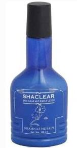 shahnaz husian shaclear lotion review