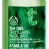 The Body Shop TEA TREE SKIN CLEARING FACIAL WASH review