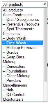 products-list